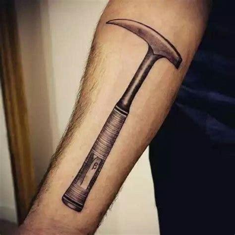 geology tattoos 25 best ideas about hammer on fox