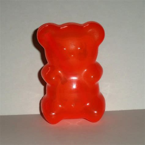 icarly gummy bear l mcdonald s 2011 icarly gummy bear doodle kit happy meal
