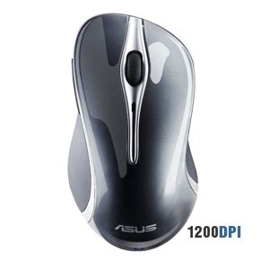 Mouse Bluetooth Asus asus bx700 bluetooth wireless laser mouse 1200 dpi grey