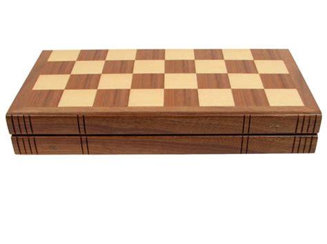 chess board walnut book style with staunton chessmen brown trademark walnut book style chess board