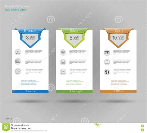 design app price column cartoons illustrations vector stock images