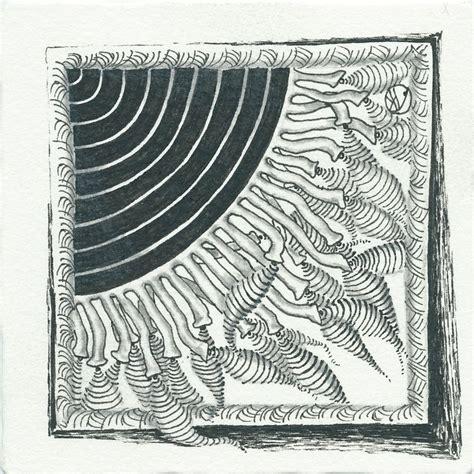 zentangle pattern wadical 312 best zentangle tangles images on pinterest zentangle