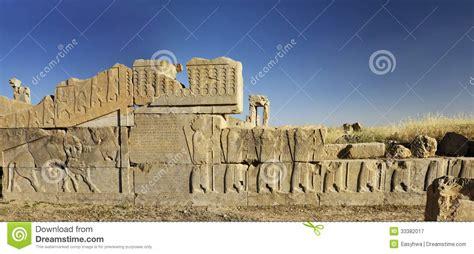key themes in persepolis bas relief of persepolis ruins shiraz iran royalty free