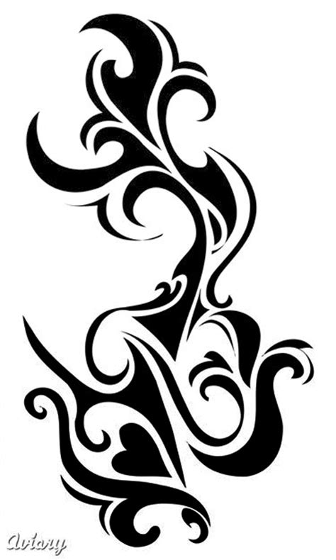 tribal virgo tattoo free tribal virgo tattoos designs virgo designs