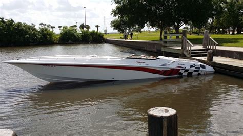 fountain boats for sale on ebay fountain executioner boat for sale from usa