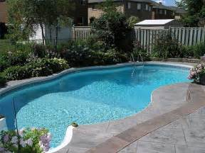 backyard swimming pool ideas mcolsoqo ideas for landscaping backyard