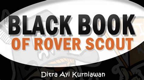 Seri Manajemen seri manajemen resiko kegiatan alam terbuka bag 1 black book of rover scout