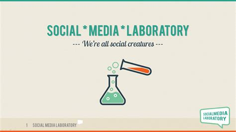 template ppt laboratory free social media laboratory hd powerpoint template by c 3po