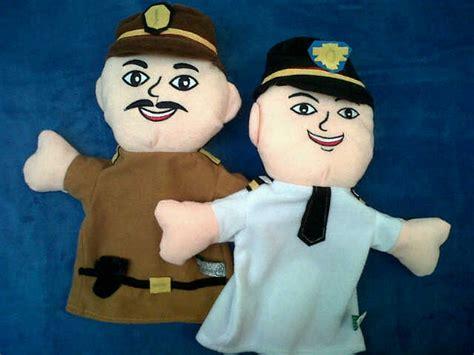 Boneka Bantal Tangan tubashop jual sarung bantal kursi boneka tangan