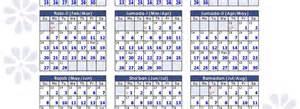 Muslim Calendar Islamic Calendar