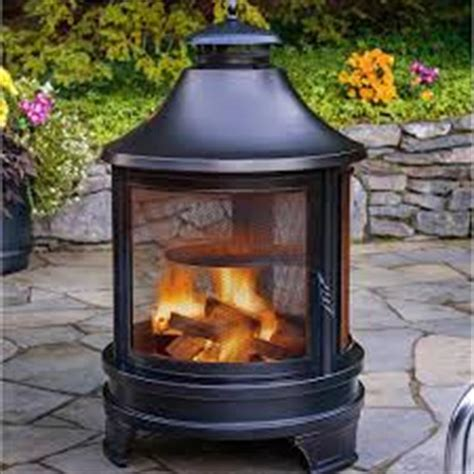 Outdoor Fireplace Canada by