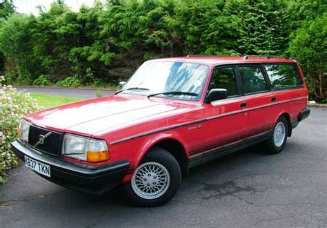 volvo 240 torslanda estate volvo 240 torslanda estate 1993 sold on car and classic uk