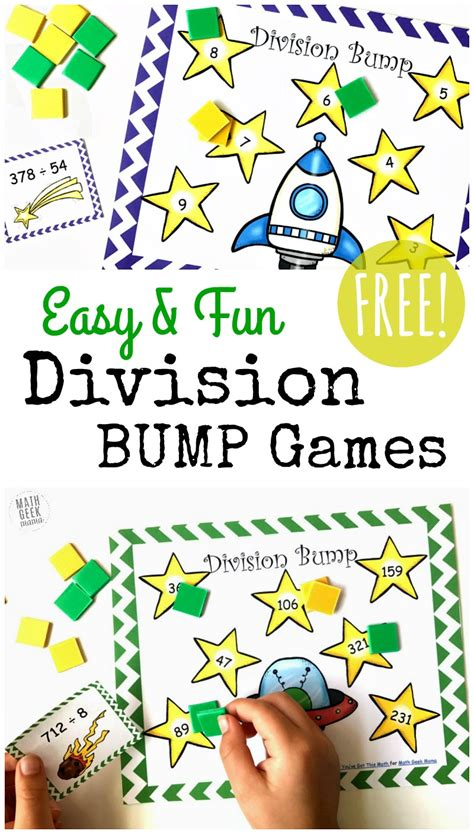 printable division games printable long division games popflyboys