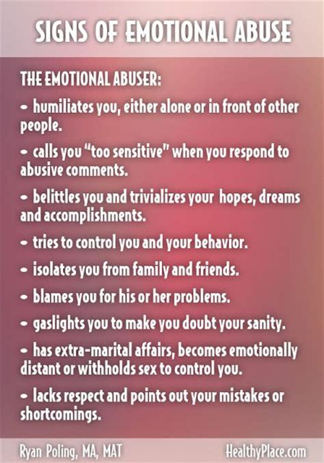 domestic violence to say emotional abuse is as bad insults every 1000 images about emotional verbal abuse on pinterest