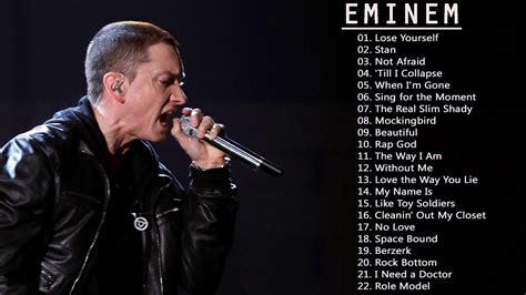eminem greatest hits best songs of eminem eminem greatest hits full album youtube