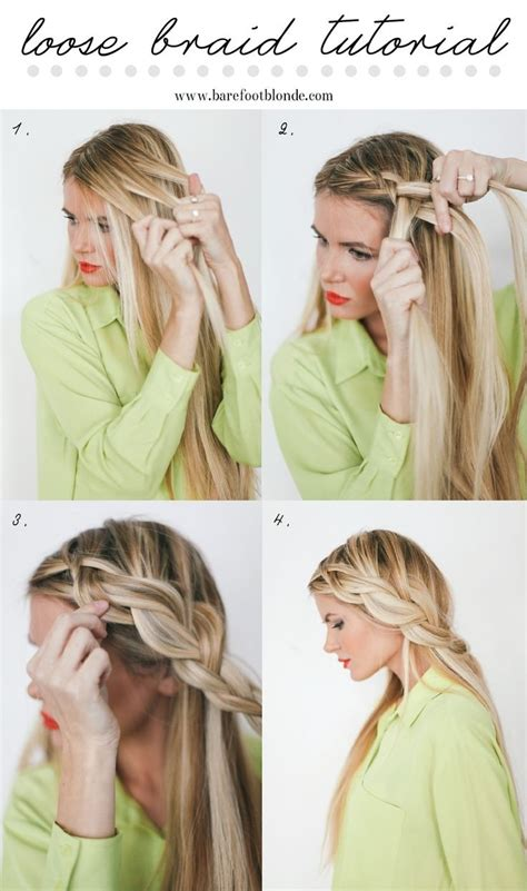 hair tutorial 10 french braids hairstyles tutorials everyday hair