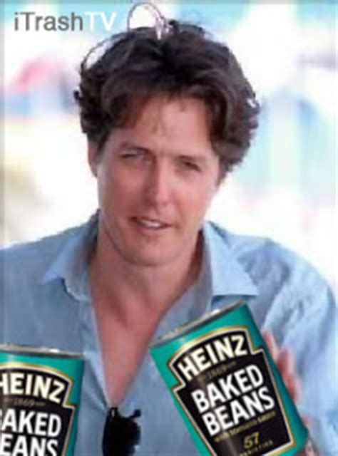Hugh Grant Throws Baked Beans At Paps by Itrashtv Magazine Front Page Quot Top Stories