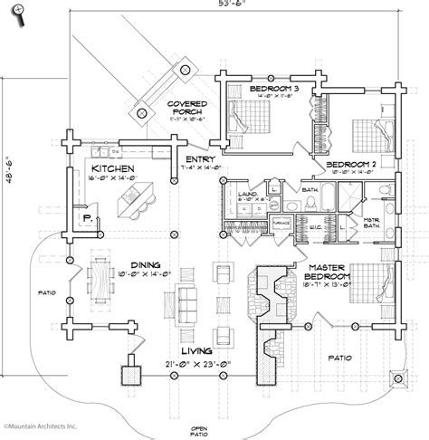timber house floor plans single story timber frame floor plan home pinterest