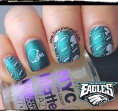 Philadelphia Eagles Nail