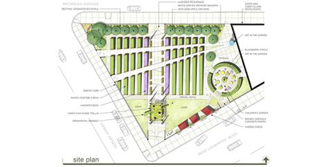 Landscape Architect Detroit Asla 2012 Professional Awards Lafayette Greens