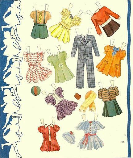 Friends Paper Dolls - friends paper dolls