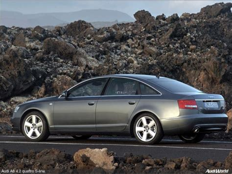 Audi Lte Upgrade by The New A6 4 2 Quattro S Line Audiworld
