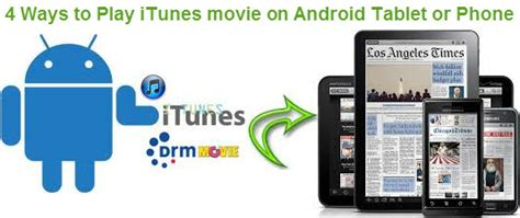 play itunes on android android itunes 4 ways to play itunes on android device hivimoore