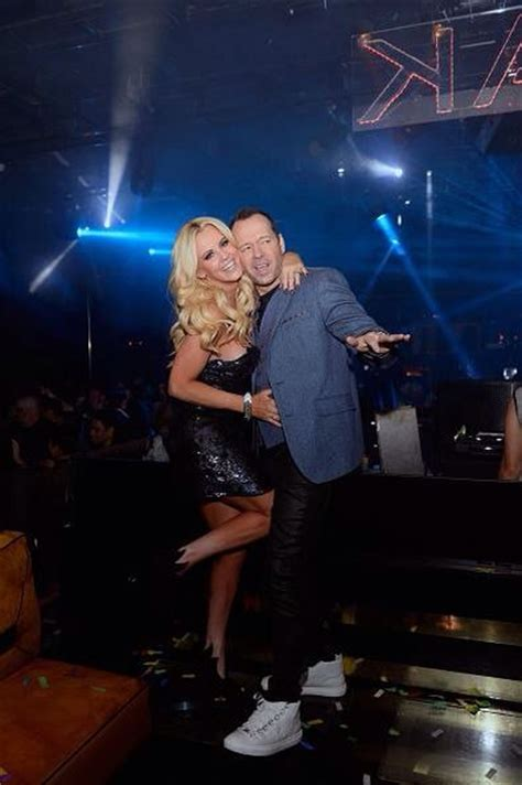 was jenny mccarthy ever with paul macarthy 88 best 61 donnie loves jenny images on pinterest
