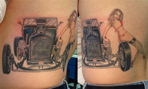 tattoo designs hot rod hot rod tattoo