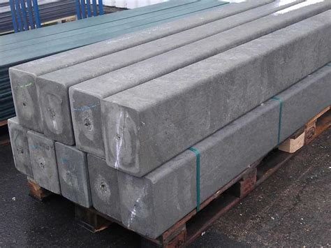 Recycled Plastic Sleepers by Recycled Mixed Plastic Beams Sleepers 240 X 160mm