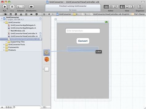 xcode tutorial button tech forum network programming technical solutions and