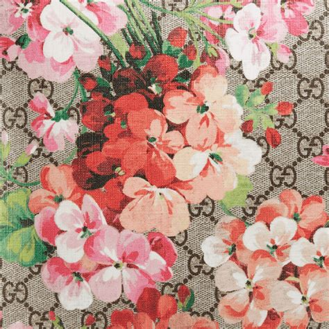 flower pattern gucci the 5 iconic prints from gucci prendo blog