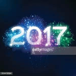 happy new year 2017 vector getty images