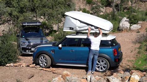 tende da tetto per auto autohome la nuova tenda da tetto per la nuova mini