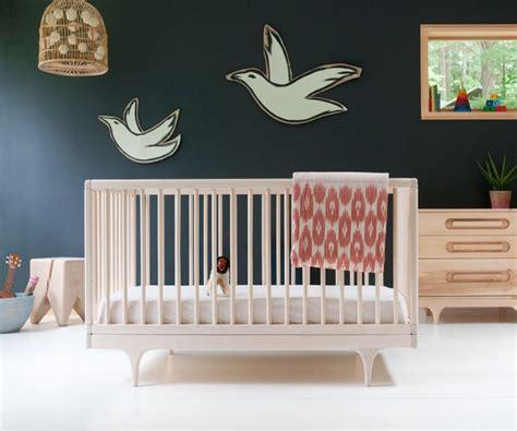 high end baby cribs caravan crib from kalon studios decoist