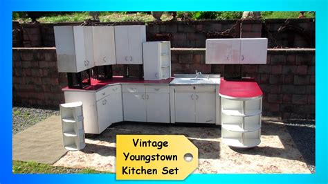 1950s kitchen furniture vintage 1950s retro youngstown kitchen set cabinets