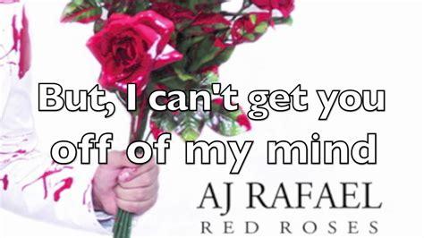 aj rafael lyrics roses aj rafael lyrics