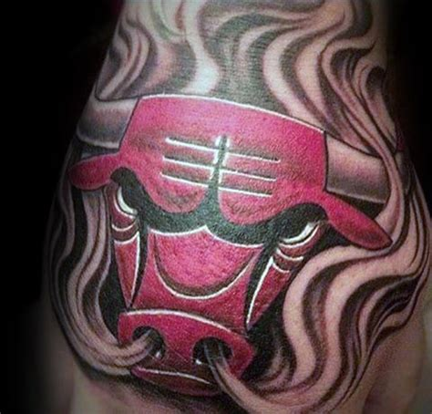 chicago bulls tattoo designs 50 chicago bulls designs for basketball ink ideas