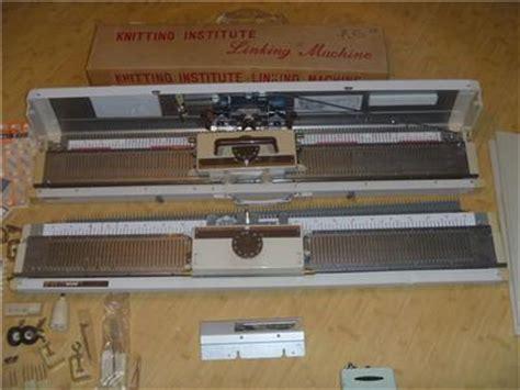 chunky knitting machine singer chunky knitting machine and ribber sk 151 sr 150 ebay
