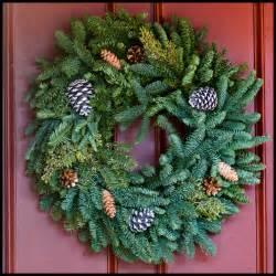 24 quot rustic holiday outdoor wreath