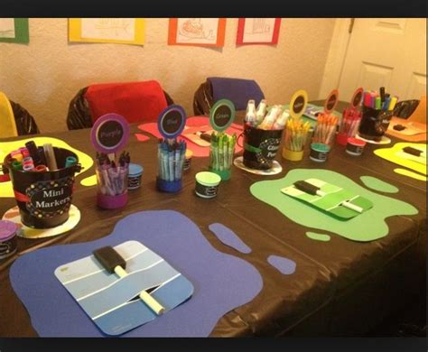 art desk for 6 year old 15 best ideas about birthday party ideas on