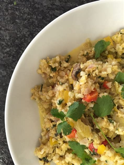 Rice Mba Course Catalog by My As Robin S Easy Cheesy Cauliflower Rice My