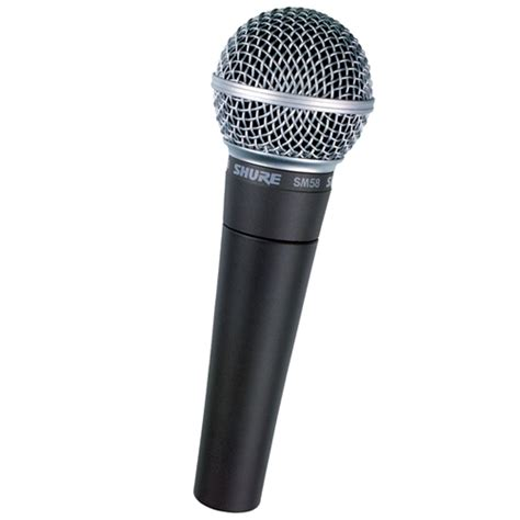 shure sm58 lc dynamic vocal cardioid microphone full compass shure sm58 lc cardioid dynamic microphone