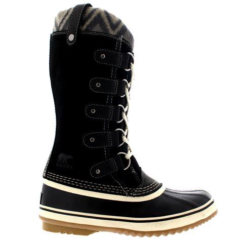 winter boots womens sorel joan of arctic knit ii warm snow winter