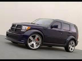 Www Dodge 2006 Dodge Nitro Hemi Concept Front And Side 1024x768