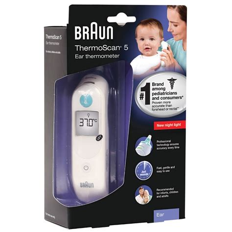 Braun Ear Thermometer braun thermoscan ear thermometer irt6030