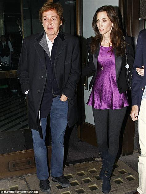 Was Paul Mccartney With Nancy Shevell by Paul Mccartney Wedding To Nancy Shevell To Take Place On