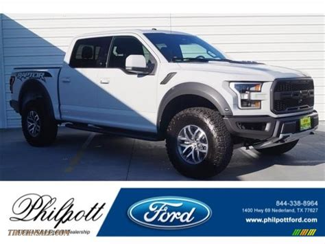 ford avalanche 2017 ford f150 svt raptor supercrew 4x4 in avalanche