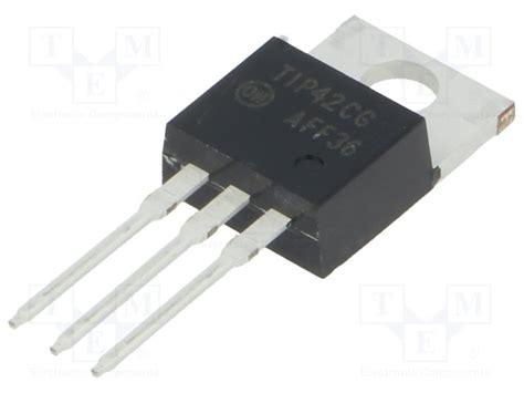 transistor tip41cg tip41cg datasheet pdf on semiconductor pinout circuit findic us