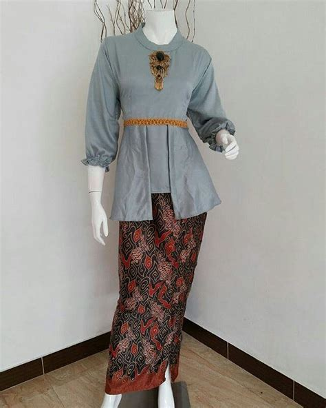 Dress Surabaya 76 best reference batik images on batik fashion batik dress and fashion style